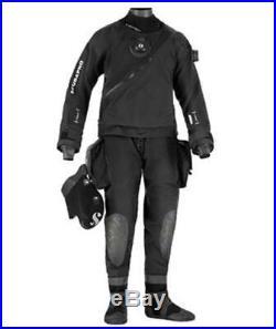 Scubapro Evertech Dry Breathable Drysuit Cold Water Scuba Dive Equipment Size XL