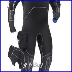 Scubapro Scuba Dive Neoprene Dry Suit Freedive Man Everdry 4 4UK