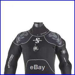 Scubapro Scuba Dive Neoprene Dry Suit Freedive Man Exodry 4.0 4UK