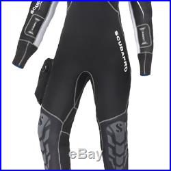 Scubapro Scuba Dive Neoprene Dry Suit Freedive Woman Everdry 4 4UK