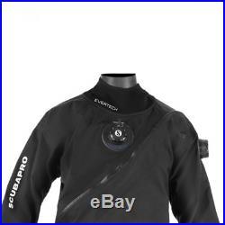 Scubapro Scuba Dive Trilaminate Dry Suit Freedive Man Evertech Dry 4UK