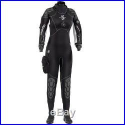 Scubapro Women's Exodry Drysuit Scuba Gear Dive Equipment