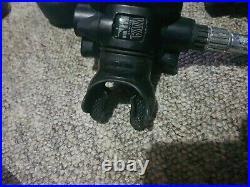 Scubapro scuba diving R380 regulator set including dry suit hose and compass