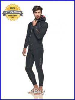 Seac Privilege Mens Scuba Diving Wetsuit, Mens