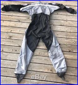 Slippery When Wet Subzero Drysuit Wetsuit Scuba Diving Snorkeling Size Large