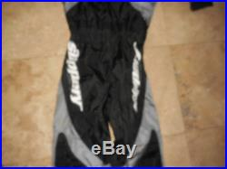 Slippery When Wet Subzero Drysuit Wetsuit Scuba Diving Snorkeling Size Medium