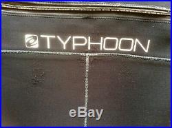 TYPHOON Neo Quantum Scuba Diving Dry Suit Size Large Broad