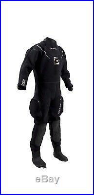 TYPHOON Neo Quantum Scuba Diving Dry Suit Size Large Broad Used once