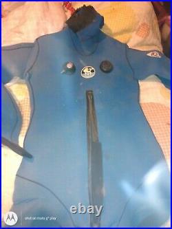 Two Dry suit scuba
