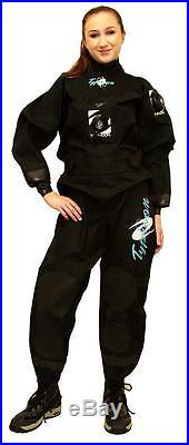 Typhoon Concept Scuba Diving Drysuit Ladies Large