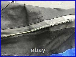 Typhoon Drysuit Scuba Large Medium Size 10/11 Boot Apeks Valves