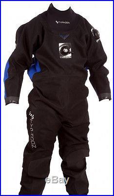 Typhoon Men's Discovery Scuba Diving Drysuit
