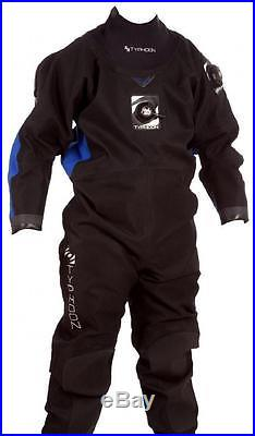 Typhoon Men's Discovery Scuba Diving Drysuit Small