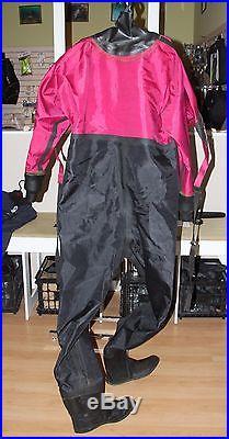 Typhoon Ranger Front Entry Scuba Drysuit