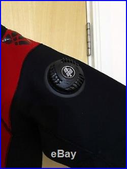 Typhoon Seamaster Neoprene SCUBA diving Dry suit Fit Medium Relaxed