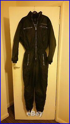 Typoon Dry scuba diving drysuit mens m with thermal under suit