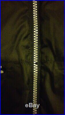 Typoon scuba diving drysuit mens size m with thermal undersuit