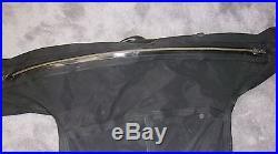 Used Bare NexGen Scuba Diving Drysuit Men's Size ML Brand New neck/wrist seals