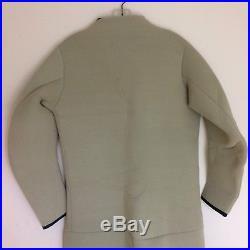 Viking Commercial Drysuit Insulation Undergarment Full Suit Men L Scuba Diving