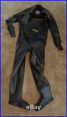 Viking Dry Suit Scuba Diving HDS 1000 Size 3 #10