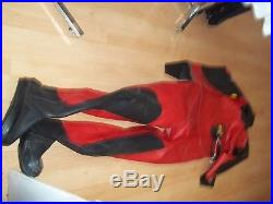 Viking Pro 3 drysuit with hood Size L for Scuba Diving
