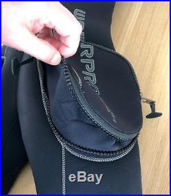 WATERPROOF Semi Dry Wetsuit Scuba Womens 1 piece size 8 UK / 6 US