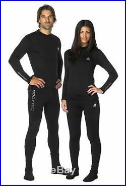 WATERPROOF bodytec DRYSUIT scuba dive diving undersuit thermal trousers top