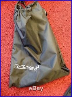 Waterproof Body Zor 4 piece undergarments Size Small NEW Scuba Diving Dry Suit
