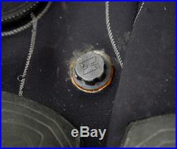 Waterproof Sweden Draco Dry Suit XL w Hood & Bag Scuba Diving