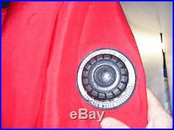 Whites Air Control Drysuit SCUBA LATEX RUBBER SEALS FRONT ENTRY SIZE XXL