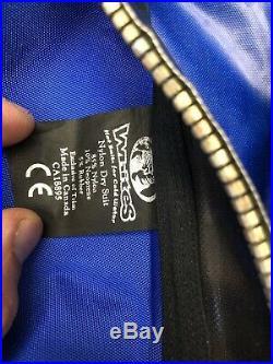 Whites Air Control Drysuit Xs W Underwear Scuba