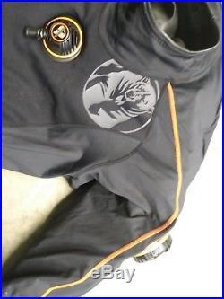 Whites Aqua Lung Fusion One SCUBA dive dry suit