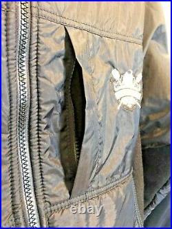 Whites Aqua Lung Glacier Diving MK2 DrySuit Undergarment John Military Issue