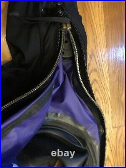 Whites (Aqualung) Fusion Essence Drysuit Womens M, Twilight