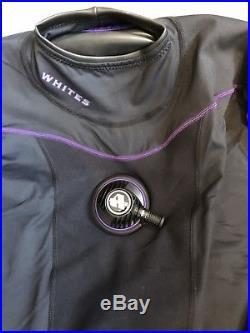 Whites Fuison Esscence Drycore Drysuit Scuba Diving