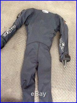 Whites Fusion Sport Scuba Diving Drysuit