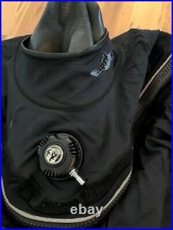 Whites Fusion Sport Scuba Drysuit small/medium with hose