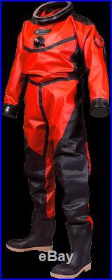 Whites Hazmat SCUBA Drysuit (XXXL)
