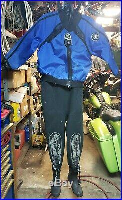 Whites Scuba Diving Dry Suit