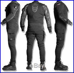 Whites by Aqualung Fusion Tech Drysuit Size Small Scuba Gear Diving Equipment