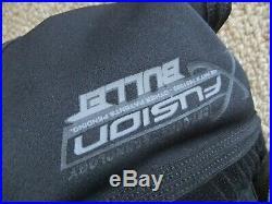 Whites fusion BULLET SLT scuba dive diving drysuit silicone seals neck wrist