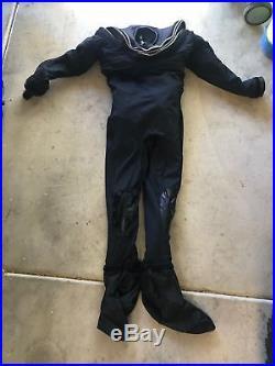 Whites fusion sport SLT MENS scuba dive diving drysuit dry suit
