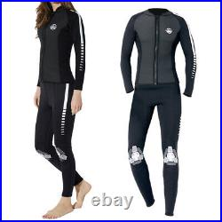 Women Diving Suit for Snorkeling Surfing Swim Scuba Quick Dry Full Body Wetsuits