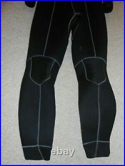Womens 3/3 neoprene Neilpryde DRY SUIT wet suit ski surf paddle boarding scuba M