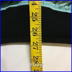 Womens Stohlquist Aqua Lung Blue FreePlay Waterproof Kayak Dry Top Jacket Medium