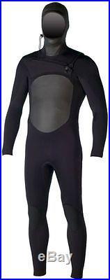 XCEL Assault Swimmer X2 Fullsuit Hooded 5/4mm XL/S Scuba Diving Snorkeling