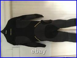 XXXL SEAC MASTER DRY Diving Scuba SUIT 180cm long