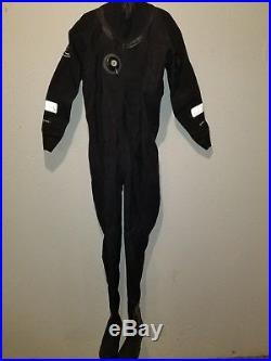 Zeagle Drysuit Scuba Dive Diving Water Rescue