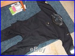 @@@@@@ mens AQUA-TEK CX500 scuba dive diving DRYSUIT dry suit @@@@@@